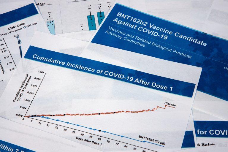 U.S. panel gives greenlight to Pfizer coronavirus vaccine, now awaiting FDA