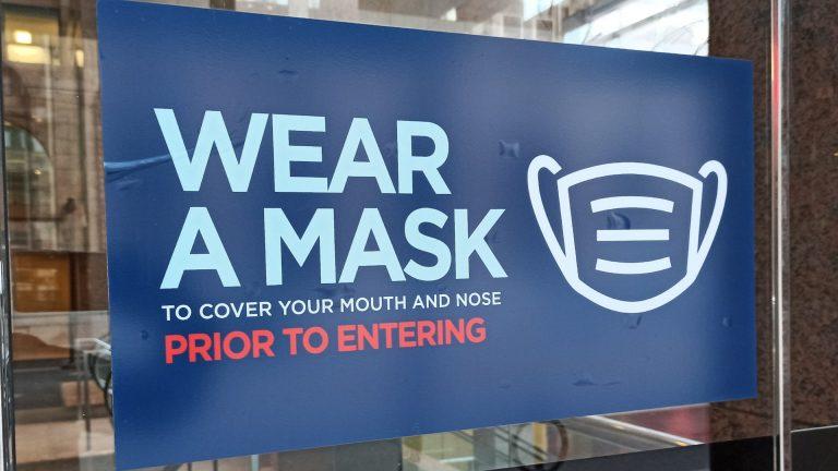 Lethbridge mayor, police urge residents to follow provincial mask mandate