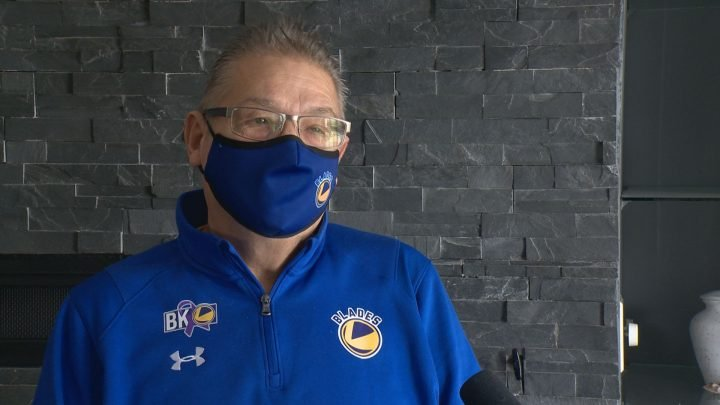 Saskatoon Blades throwing support behind Bobby Kirkness during cancer treatment
