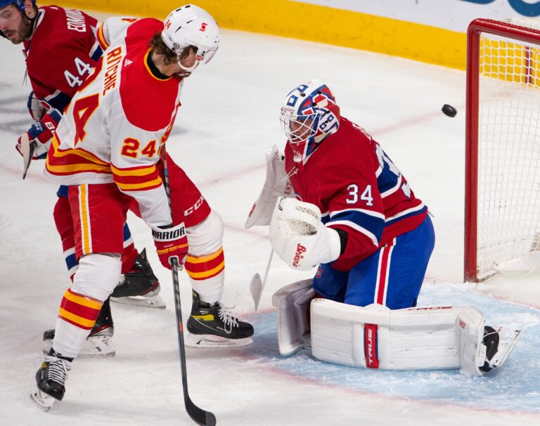 Call of the Wilde: Montreal Canadiens going wrong way with 4-1 loss to Calgary Flames