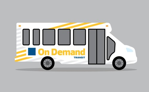 Free on-demand shuttles to accompany Edmonton's bus network redesign