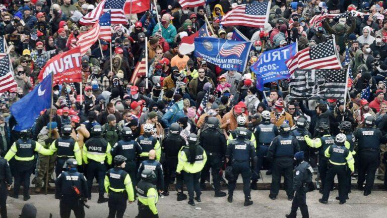 Inspector general blasts Capitol Police preparedness for riot