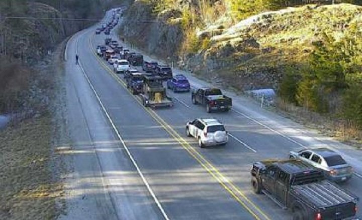 Crash on Sea-to-Sky highway leaves three people in critical condition