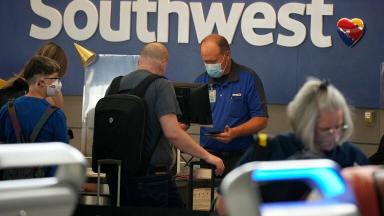 Southwest sees milestone after booking unaided June profit