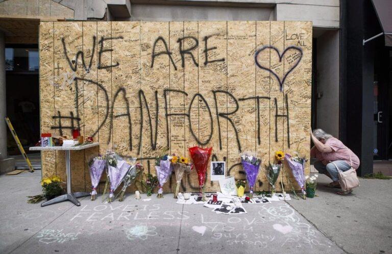 Toronto marks 3rd anniversary of Danforth mass shooting that left 2 dead
